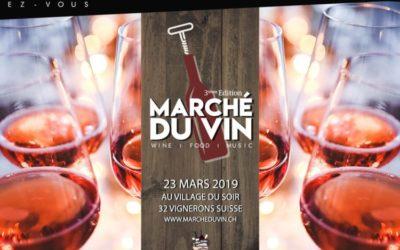 Marché du Vin; Venez nombreux